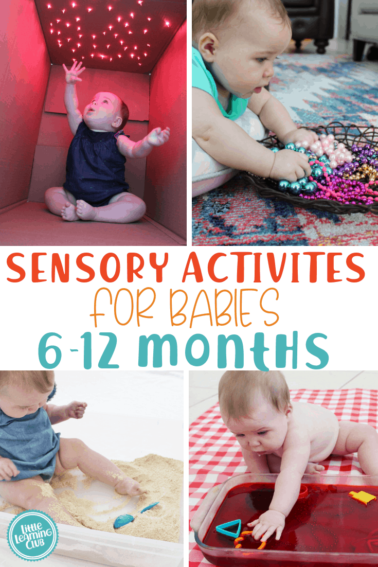 Sensory Activities 20 20 Months   Little Learning Club